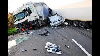 жестокие аварии 2017