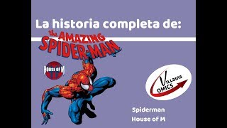 Spiderman House of M
