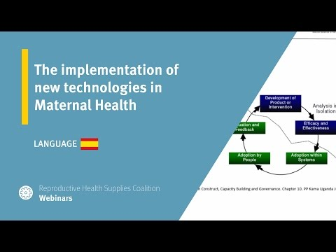 The implementation of new technologies in Maternal Health
