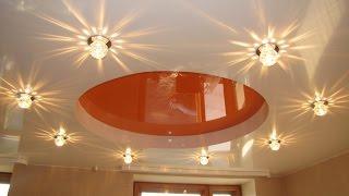 Светильник потолочный JD120 от компании ЧТПУП «МегаЛайнСтиль» - видео