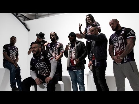 Médine - GRAND PARIS Ft. Lartiste, Lino, Sofiane, Alivor, Seth Gueko, Ninho, Youssoupha #Music Video