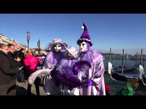 世界三大嘉年華 威尼斯嘉年華 Carnival of Venice