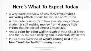 Give Me Just 24 Minutes And I'll Give You The Business-Building Power Of YouTube - video marketing