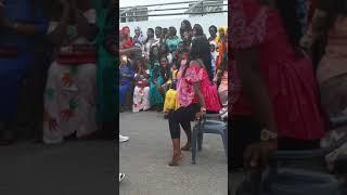 Nouvelle Danse Vaidehi : Regardez La Jeune Fille