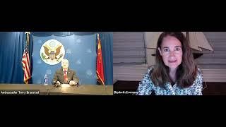 U S  Ambassador to China Terry Branstad
