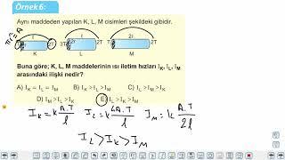 Eğitim Vadisi 9.Sınıf Fizik 21.Föy Isıl Denge Konu Anlatım Videoları