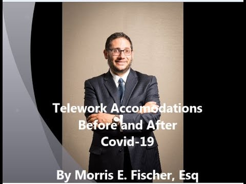 Telework Accomodations Before and After Covid-19