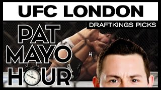 DFS MMA: UFC Fight Night London DraftKings Picks & Preview