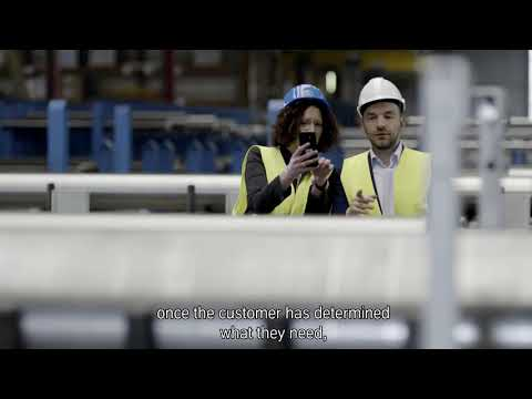 Easy Supply App – thyssenkrupp Materials Services