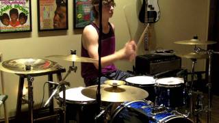 311 - Daisy Cutter Drum Cover (STUDIO QUALITY)