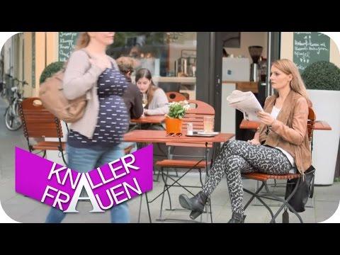 Knallerfrauen - biologische Uhr