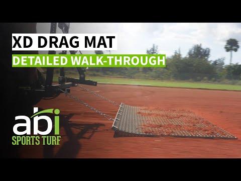 XD Drag Mat – Detailed Features Walk-Through (ABI Force Z23)