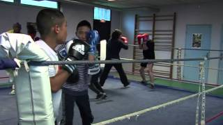 preview picture of video 'Boxing Club de Villepinte - Association sportive Villepinte'