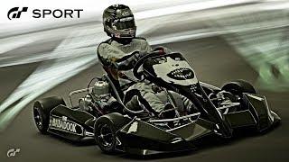 GT SPORT - 125 Racing Kart REVIEW