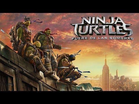 """Segundo tráiler en español de """"Ninja Turtles: Fuera de las sombras"""""""