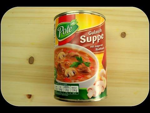 Gulasch Suppe # getestet von WieEsWohlSchmecktDeutsch 1