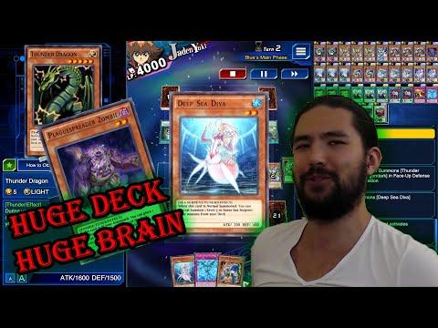 TCG Style THUNDER DRAGONS [Yu-Gi-Oh! Duel Links]