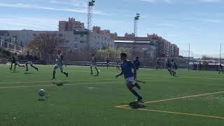 Cadete Masculino 2 – 2 UD Parque Granada A