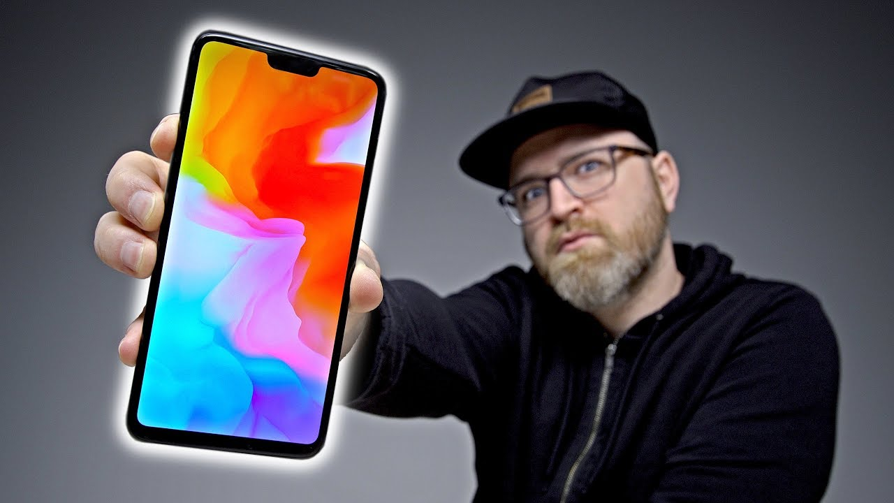 OnePlus 6 Unboxing - Is This The One? thumbnail