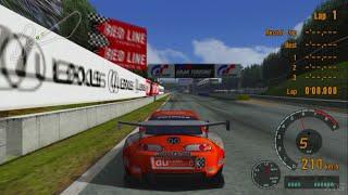 Gran Turismo Concept 2002 Tokyo-Geneva PS2 Gameplay HD (PCSX2)