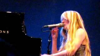 "Charlotte Martin - ""Cut the Cord"" - World Cafe Live - Philadelphia - 9/30/09"