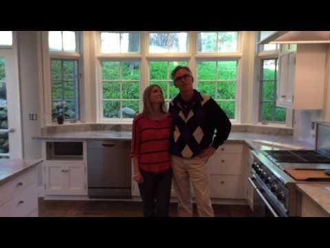 Bloomfield Hills MI, Interior Kitchen Cabinet Painting Video Tesimonial