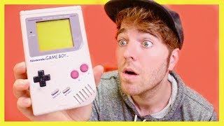 TESTING OLD NINTENDO GAMEBOY!