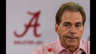 Nick Saban previews Vanderbilt as SEC play looms for Alabama