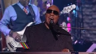 Stevie Wonder & Nikki Yanofsky - Let The Good Times Roll