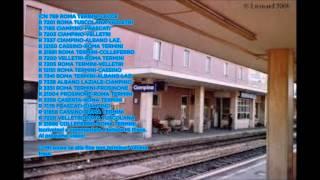 preview picture of video 'Annunci alla Stazione di Ciampino'