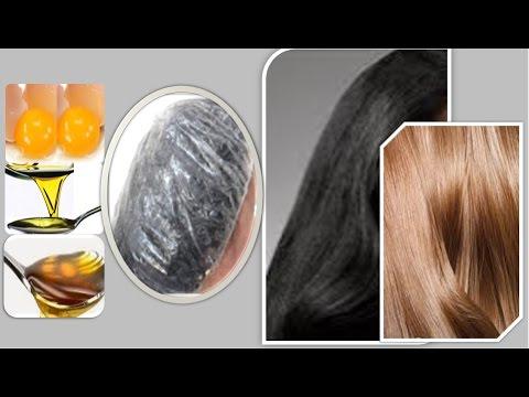 Pine nut oil hair treatment