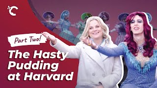 youtube video thumbnail - The Hasty Pudding At Harvard: Part 2