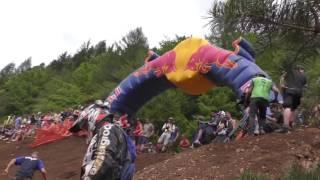Ендуро ДТП,на соревнованиях по мотокроссу,зрелищное видео.