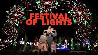 FESTIVAL OF LIGHTS-CHRISTMAS LIGHTS
