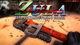 ZULA ESTÁ VOLTANDO PARA O BRASIL