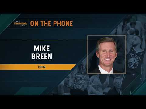 ESPN's Mike Breen Talks NBA Finals & More with Dan Patrick | Full Interview | 5/29/19