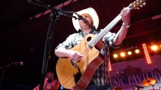 It's A Little Too Late (live) - Mark Chesnutt