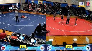 Wrestling 1A Sub-Regional