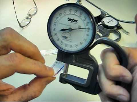 Testex Tape / Press-O-Film