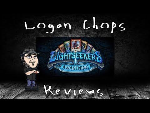 Logan Chops Reviews - Lightseekers