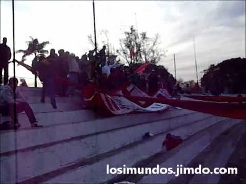 """Central Español Vs Danubio"" Barra: Los Imundos • Club: Central Español"
