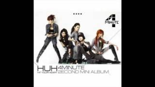 Invitation - 4Minute @ HuH(Hit Your Heart) Mini Album [Audio]