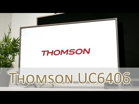 Thomson 55UC6406 / 43UC6406: Hands on (german)