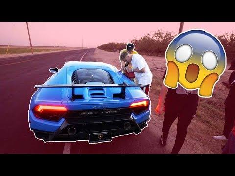 How Jake Paul Broke His Brand New Lamborghini