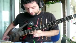 Maroon 5 - Rag Doll - Bass cover