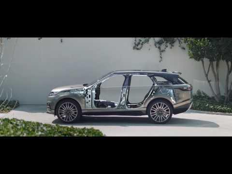 The New Range Rover Velar official video