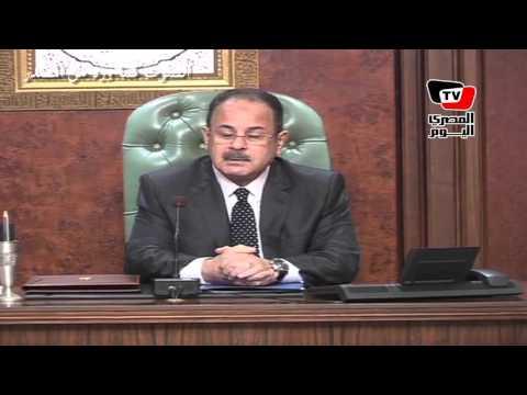 وزير الداخلية يلتقي بعدد من القيادات الأمنية