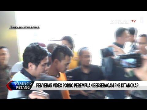 Penyebar Video Porno Perempuan Berseragam Pns Ditangkap