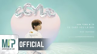 #CoChacYeuLaDay #SonTungMTP #MTPEntertainment #CCYLD #MTP SƠN TÙNG M-TP | CÓ CHẮC YÊU LÀ ĐÂY | OFFICIAL MUSIC VIDEO  Executive Producer: Nguyen Thanh Tung Composer: Son Tung M-TP Music Producer: Onionn. Artist: Son Tung M-TP Executive Supervisor: Chau Le Project Manager: M-TP Entertainment  Directed by Jason Creative Director: Ben Pham D.O.P: Tung Bui Unit Production Manager: Mr.Blue Producer: Ngo Mai Phuong Camera Operator: Mr.Blue Focus Puller: Duy VK 1st.AD: Hoa Tran Photographer: Manh Bi Photographer Assistant: Vinh Vu  Production Design: travipome Construction Team: Ocma Artwork Design & Typography: travipome Camera Equipment: Thong Kieu Lighting Grip: Cinelight Motion Control: Lumigrade Mocon Operator: Hai Bac Assistant Production: Mine Nguyen Team BTS Video & Editor: Steve Dang / Nguyen Quang Minh / Cyan Catering: Le Le Team  Editor: Jason - Ian Colorist: Phuoc Tai - Dr.Blue Special Vfx: Spice FX - Ngo Quoc Duy / Dinh Thinh / Cu The Hung / Truong Giang / Tran Hong Vy Motion graphic: Phuc Vo Post Production: Mr.Blue  M.U.A: Phat Phat Hair: Gill Nguyen Fashion Consultant: Pham Bao Luan Talent Assistant: Viet Nguyen / Tran Hoang Nghia / Nguyen Tuan Hoang  Project Marketing: Henry Nguyen PR Executive: Nhat Duy Partnership Management: Henry Nguyen / Miranda Trang Nguyen / Jodie Nguyen Admin and supports: Do Thi Yen Nhi / Le Anh Tu / Dang Tran Hung / Tran Thi Ngoc Bich / Nguyen Thi Thanh Ha / Truong Kim Bao / Nguyen Ham Long Securities: Vo Duong Ngoc Hoa  ▶ More information about Sơn Tùng M-TP:  https://www.facebook.com/MTP.Fan https://www.instagram.com/sontungmtp https://www.youtube.com/sontungmtp  https://twitter.com/sontungmtp777 @Spotify: https://spoti.fi/2HPWs20 @Itunes: https://apple.co/2rlSl3w  ▶ More about M-TP ENTERTAINMENT https://www.facebook.com/mtptown https://mtpentertainment.com  https://twitter.com/mtpent_official https://www.instagram.com/mtpent_official  ▶ CLICK TO SUBSCRIBE:  http://popsww.com/sontungmtp #sontungmtp #sontung #mtp #mtpentertainment