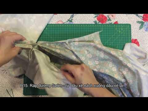 DC025 (DC025 - Bộ Hakama - quần váy)
